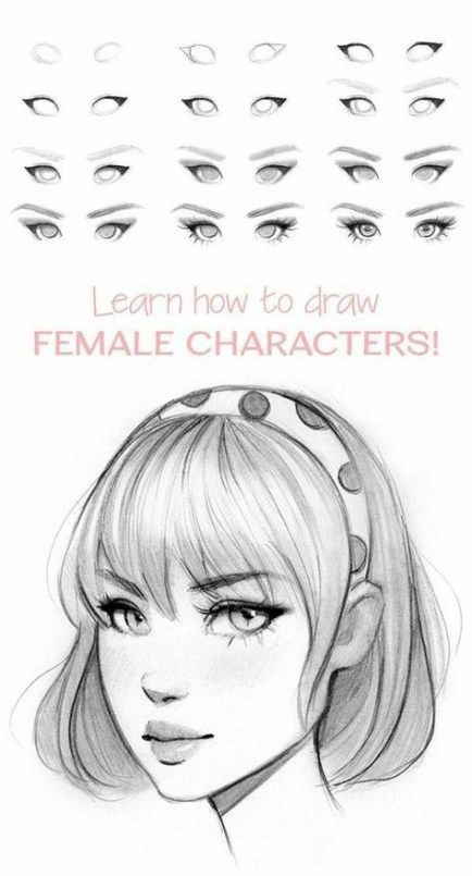 46 Trendy How To Draw Eyes Step By Step Female Faces In 2020 Eye Drawing Tutorials Sketches Tutorial Eye Drawing