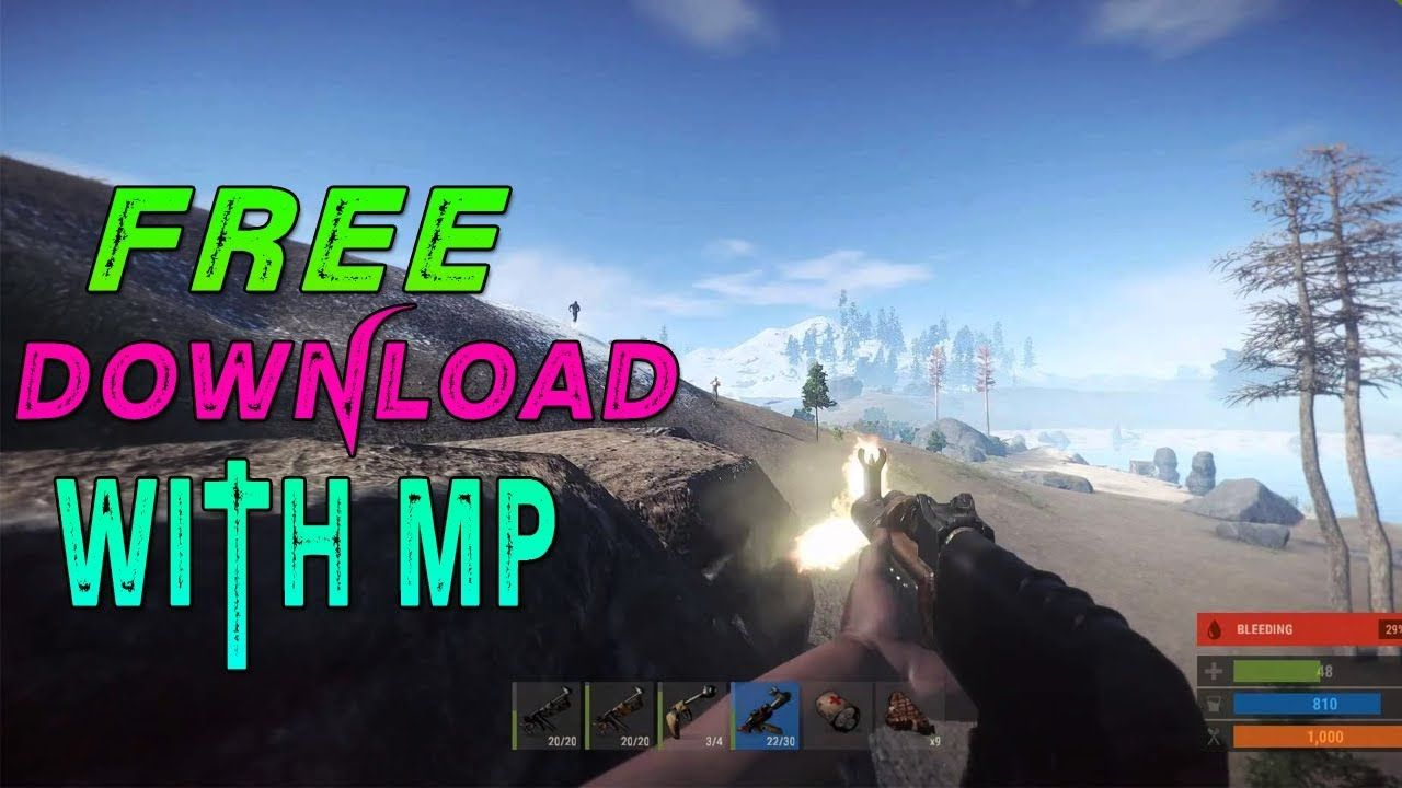 Full Version How To Download Rust For Free On Pc Mac With