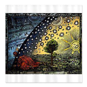 Amazon.com - CafePress Classic Art Shower Curtain - Standard -