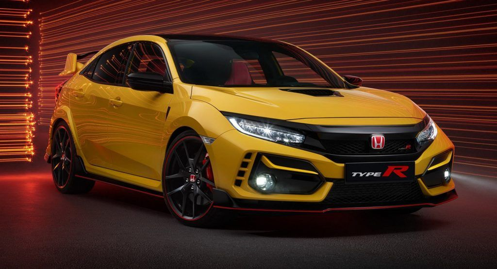 Honda Civic Type R Limited Edition Sold Out In Four Minutes In Canada Carscoops In 2020 Honda Civic Honda Civic Type R Honda Type R