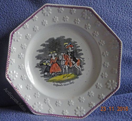 Antiques Atlas Commemorative Childrens Plate Christmas Gifts For Kids Antique Ceramics Gifts For Kids