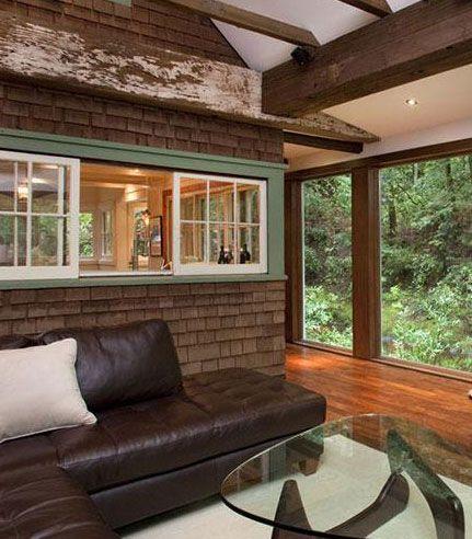 Creekside cottage in santa rosa cabin interior design home structure interiors also tipps dekorieren sie ihr wohnzimmer angenehm das scha  rh pinterest