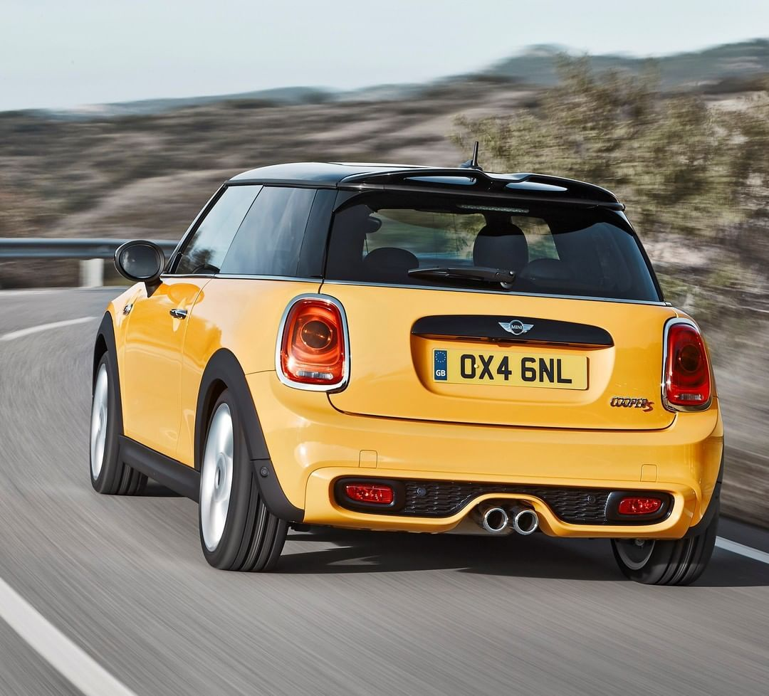Yellow is My Favorite.. and which one you like... Mini