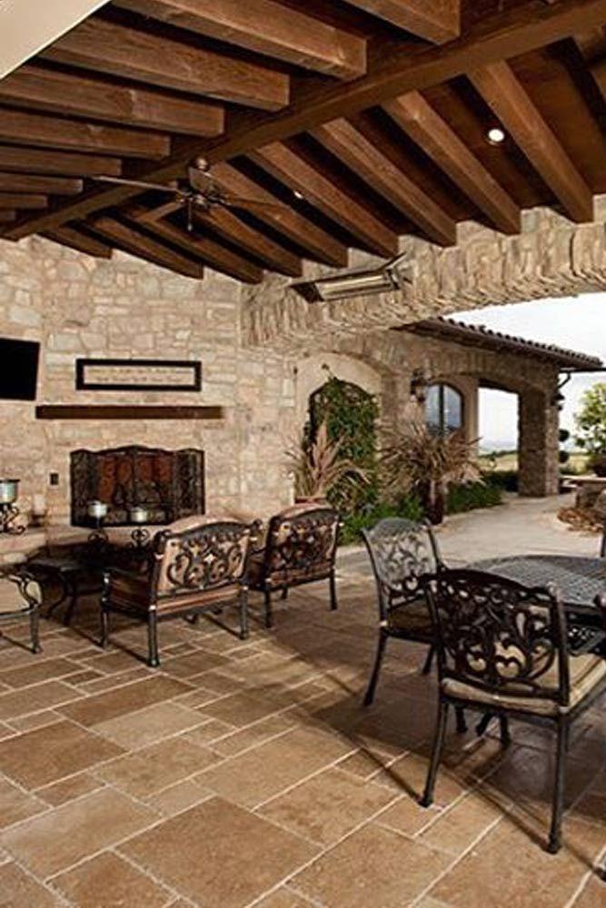 30 Amazing Outdoor Fireplace Ideas | Home decor, Decor ... on Amazing Outdoor Fireplaces id=27200