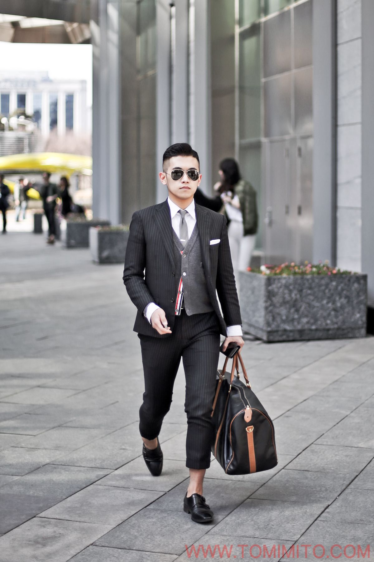 Flannel outfit ideas men  Thom Browne  Dapper  Pinterest  Thom browne and Man style
