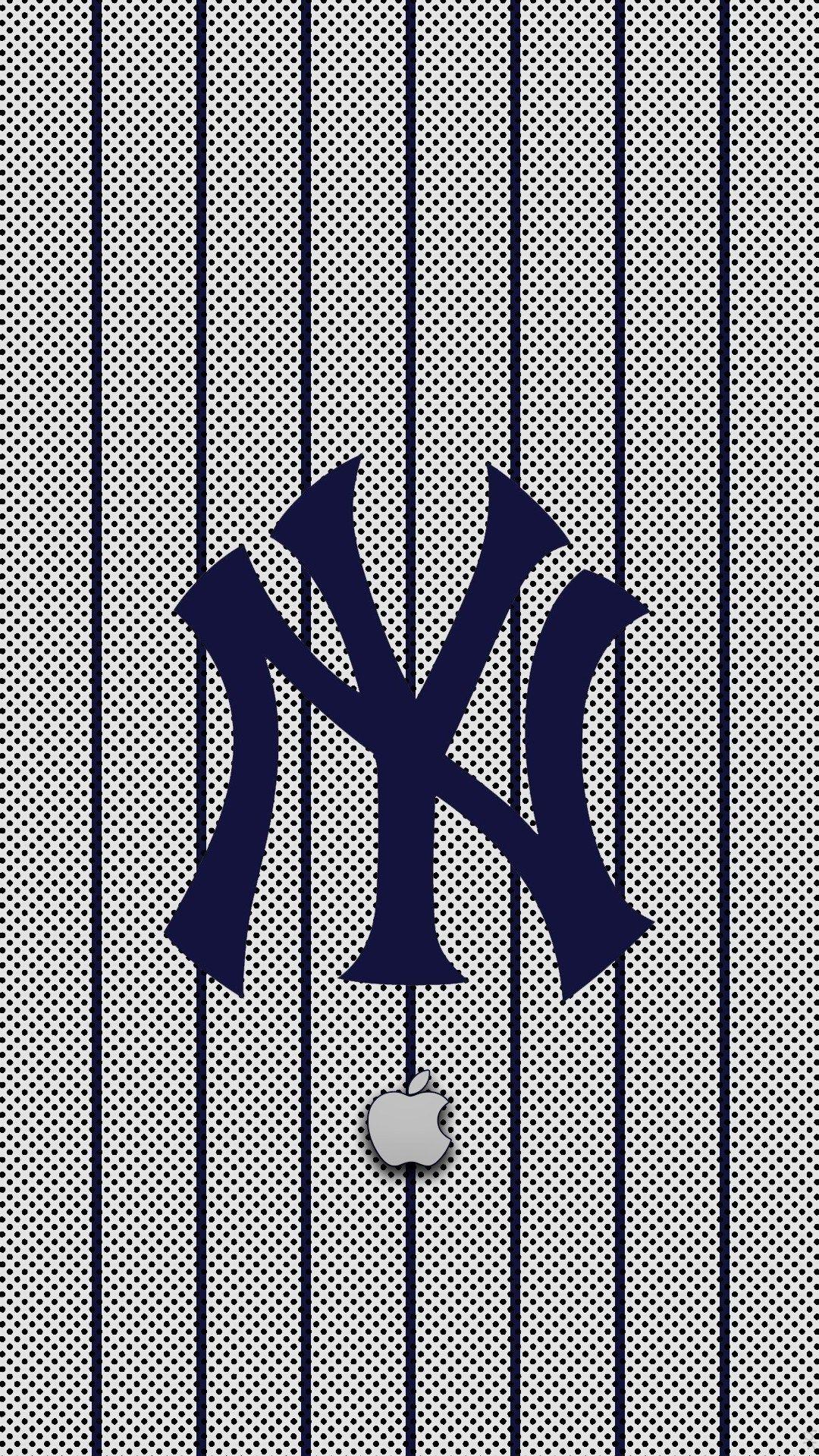 Beautiful New York Yankees Wallpaper iPhone Alphabet