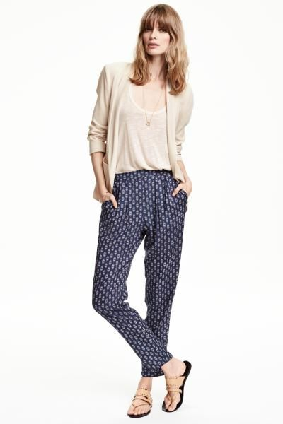 8e97dcf799e undefined Patterned Pants Outfit
