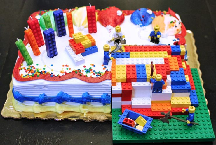 Birthday Cake Ideas For 7 Year Old Boys 15 Pictures