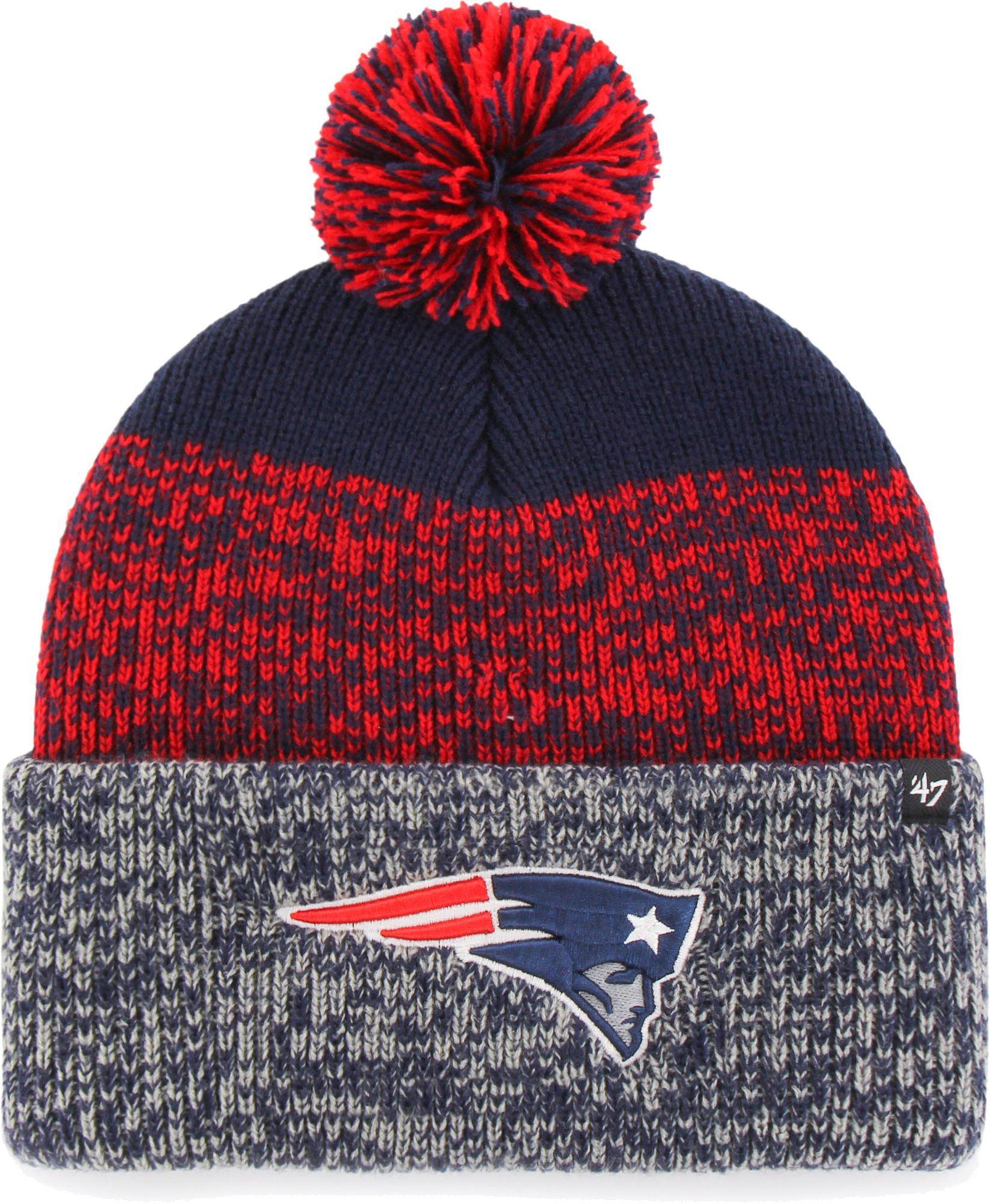 47 Men s New England Static Cuffed Knit.   1c32f9722