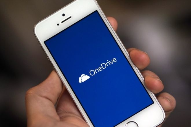 OneDrive's iOS client now lets you download multiple