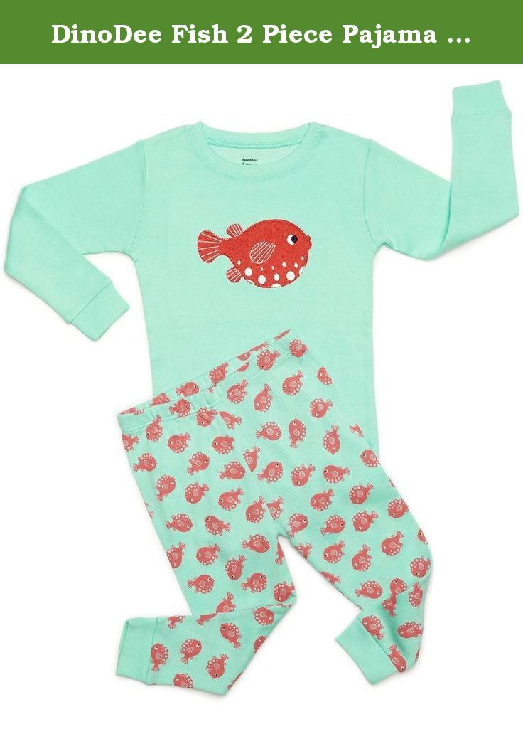 You ll love these cute PJ s from DinoDee! The top has an applique and the  bottom features a printed design 8d34d034e