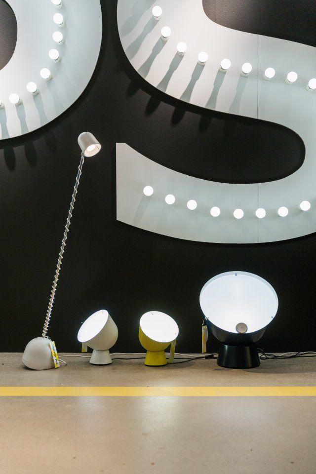 Luminaires, IKEA PS 2017. Petite, moyenne ou grande, il y aura des lampes de toutes les tailles dans la nouvelle collection IKEA PS. Toutes en rondeur, elles affichent un look un brin sixties.
