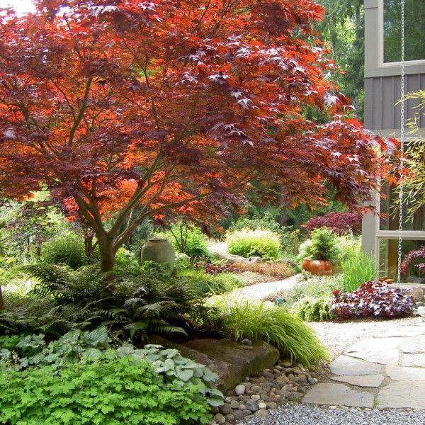 Japanische Gartengestaltung 09 Dekoration