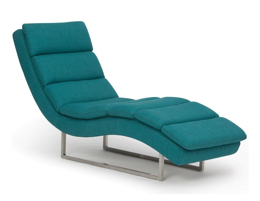 Best Fiona Lounge Chair Green Leather Chaise Lounge Chair 400 x 300