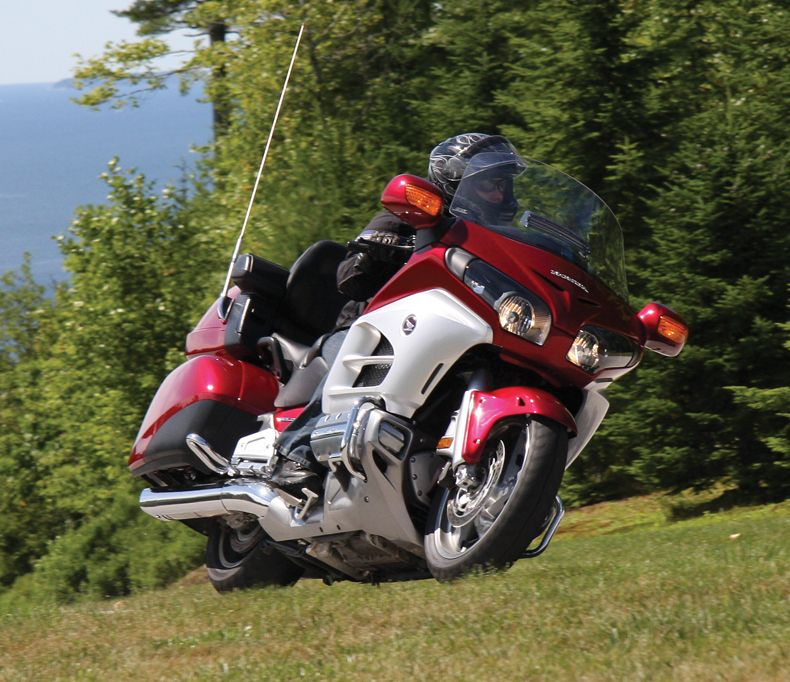 2012 Honda GL1800 Goldwing: In Case You've Been Living In