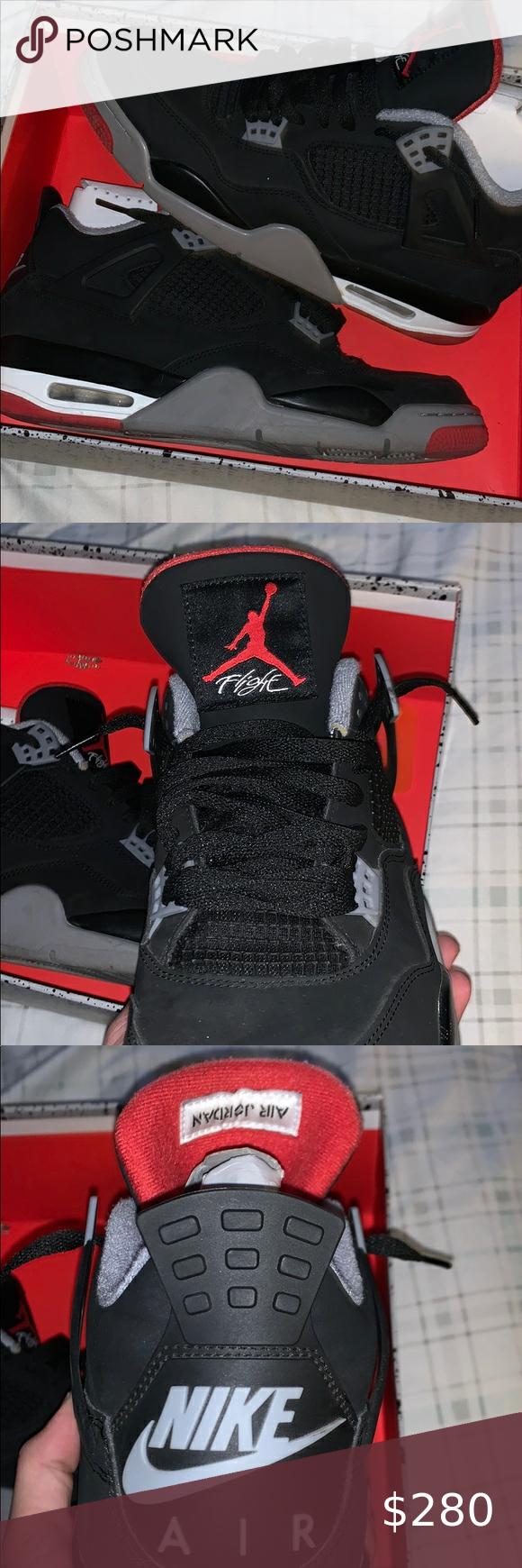 Men's Jordan's 4   Jordans for men, Air jordans retro, Jordans