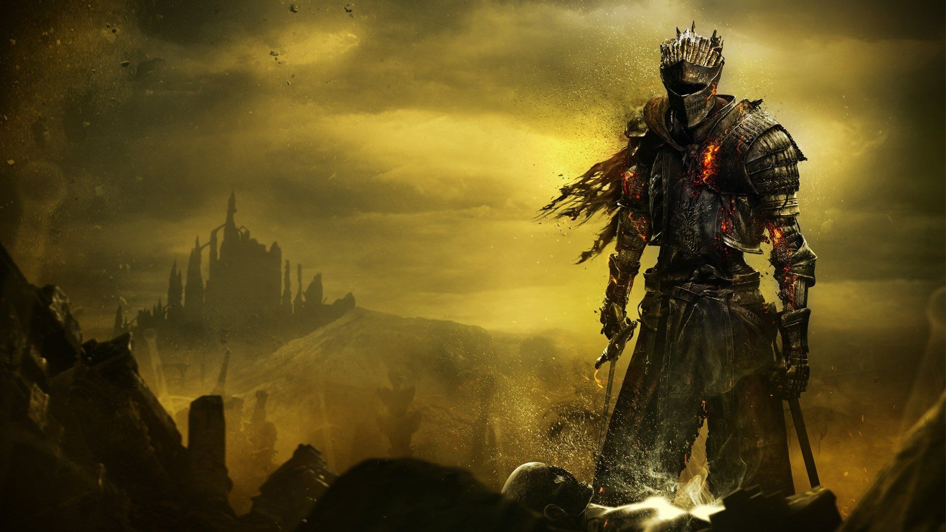 1920x1080 Dark Souls 3 Hd Screen Wallpaper Sobaki Raznoe Kot