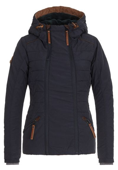 Naketano Plata O Plomo W winter jacket blue