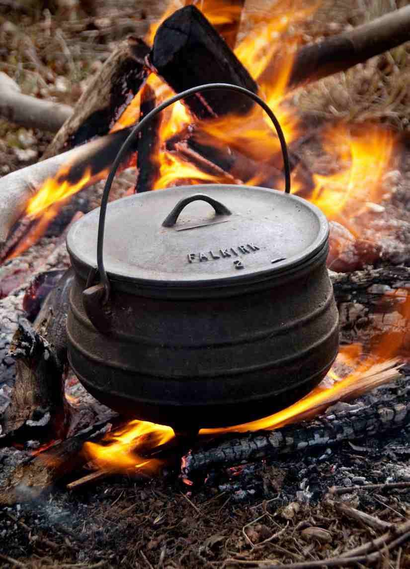 WINNING Potjie Recipe (and yes you may try this at home)