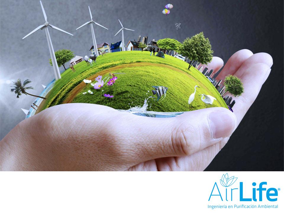 Buscamos tener un ambiente libre de contaminantes las for Como purificar el aire contaminado