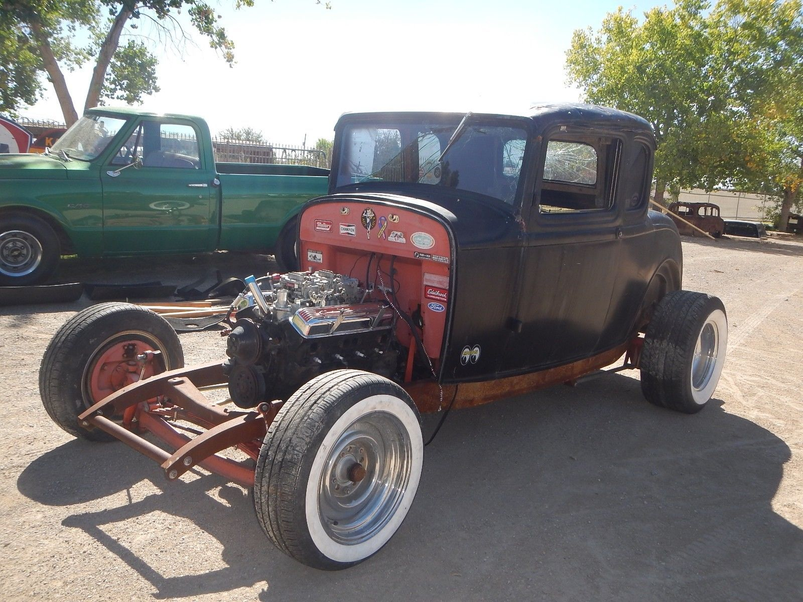 hot rod 1932 Ford 5 Window Coupe project | Project cars for sale ...