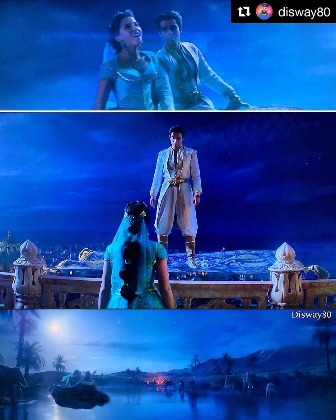 Um Mundo Ideal Repost Disway80 What A Whole New World