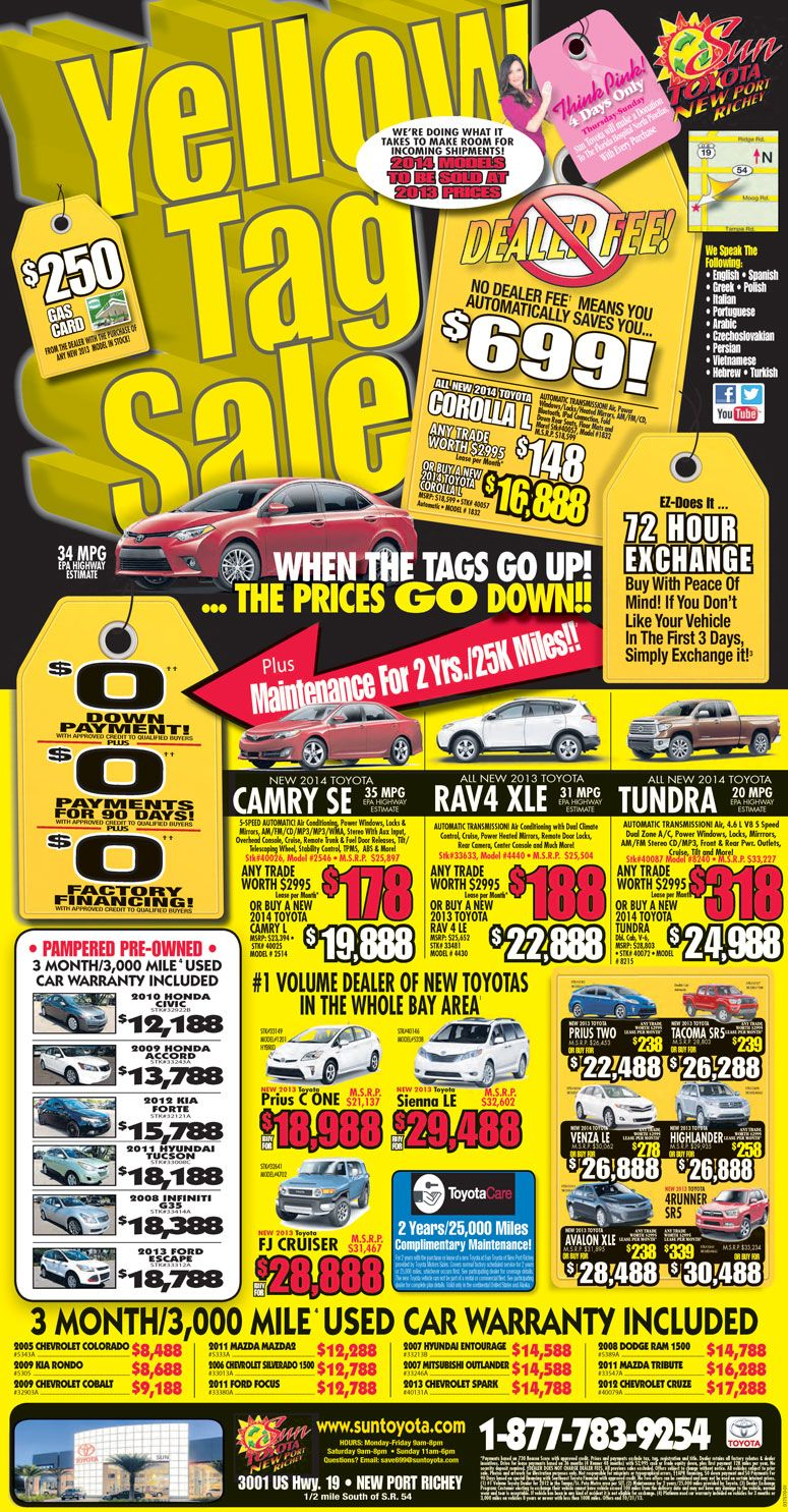 Pin On New Vehicle Specials