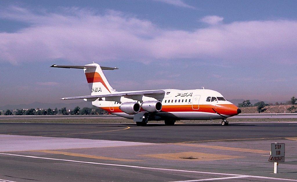 California 7 december 1987 psa flight 1771 crashed near