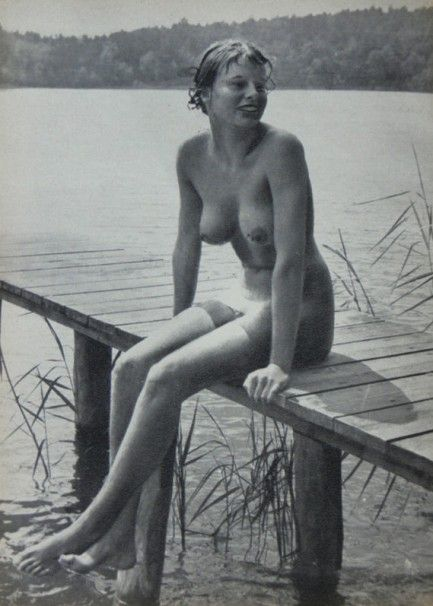 Lake russell nude