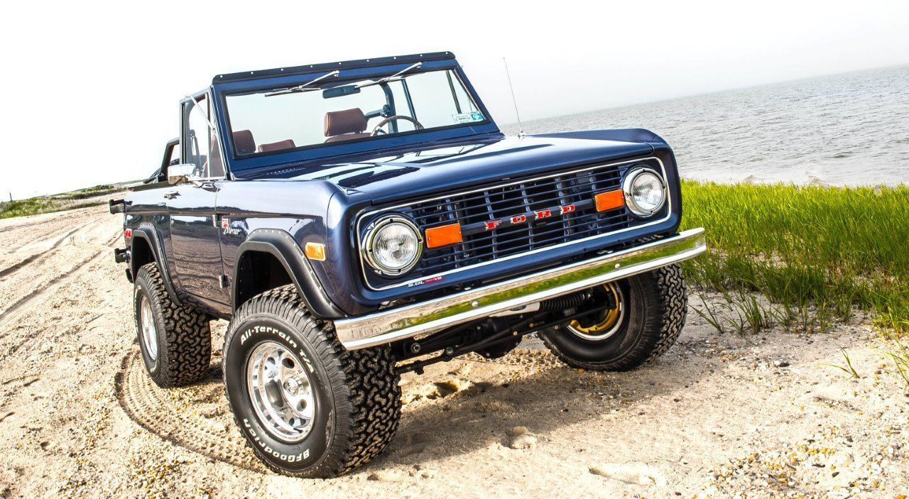 Ford Bronco BRONCO SPORT Classic ford broncos, Ford