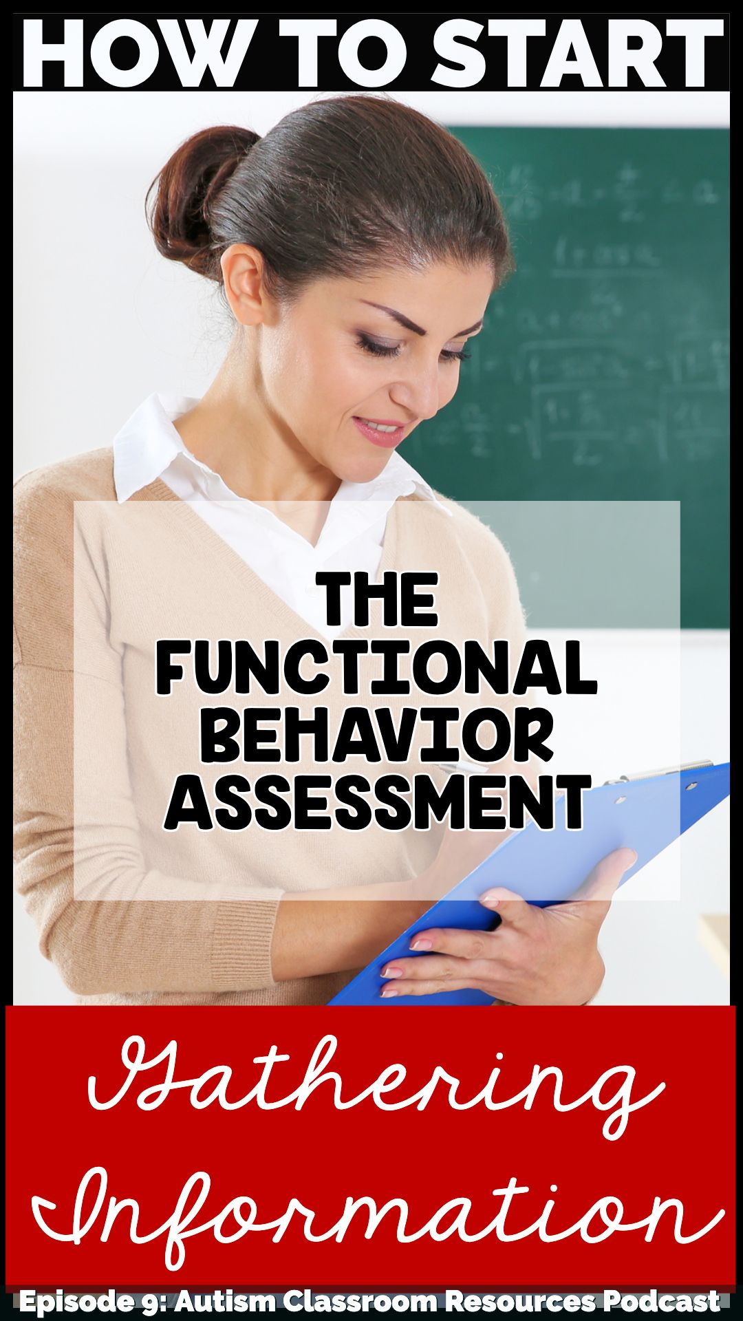 Ep 9 How To Start The Functional Behavior Assessment