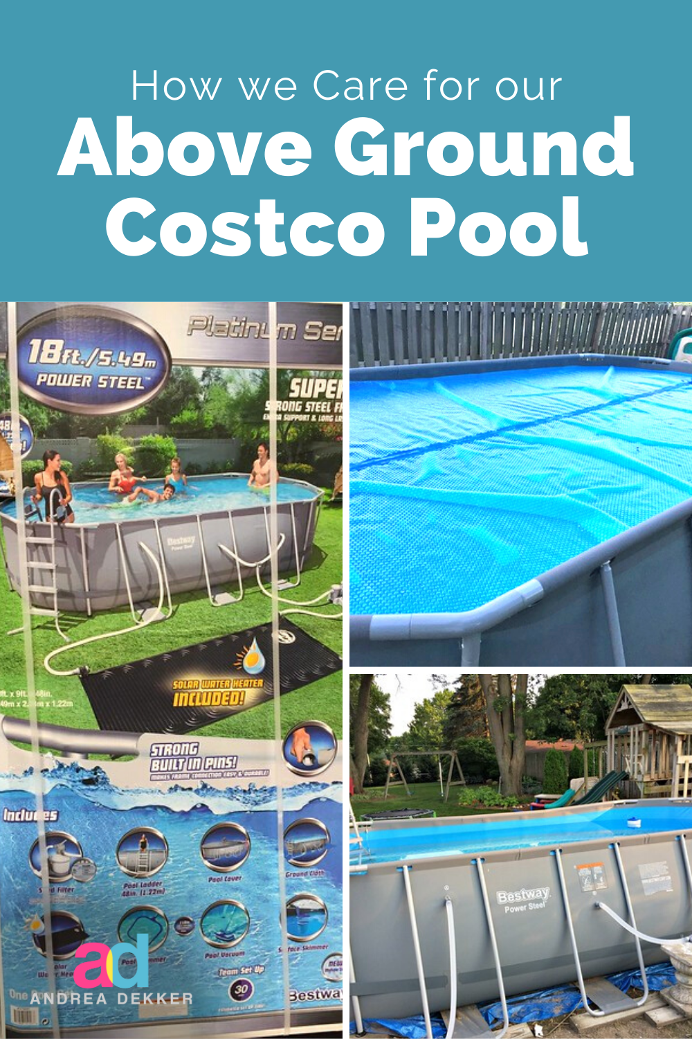 Our Costco Pool Everything You Need To Know In 2020 Pool Cleaning Tips Pool Cleaning Pool