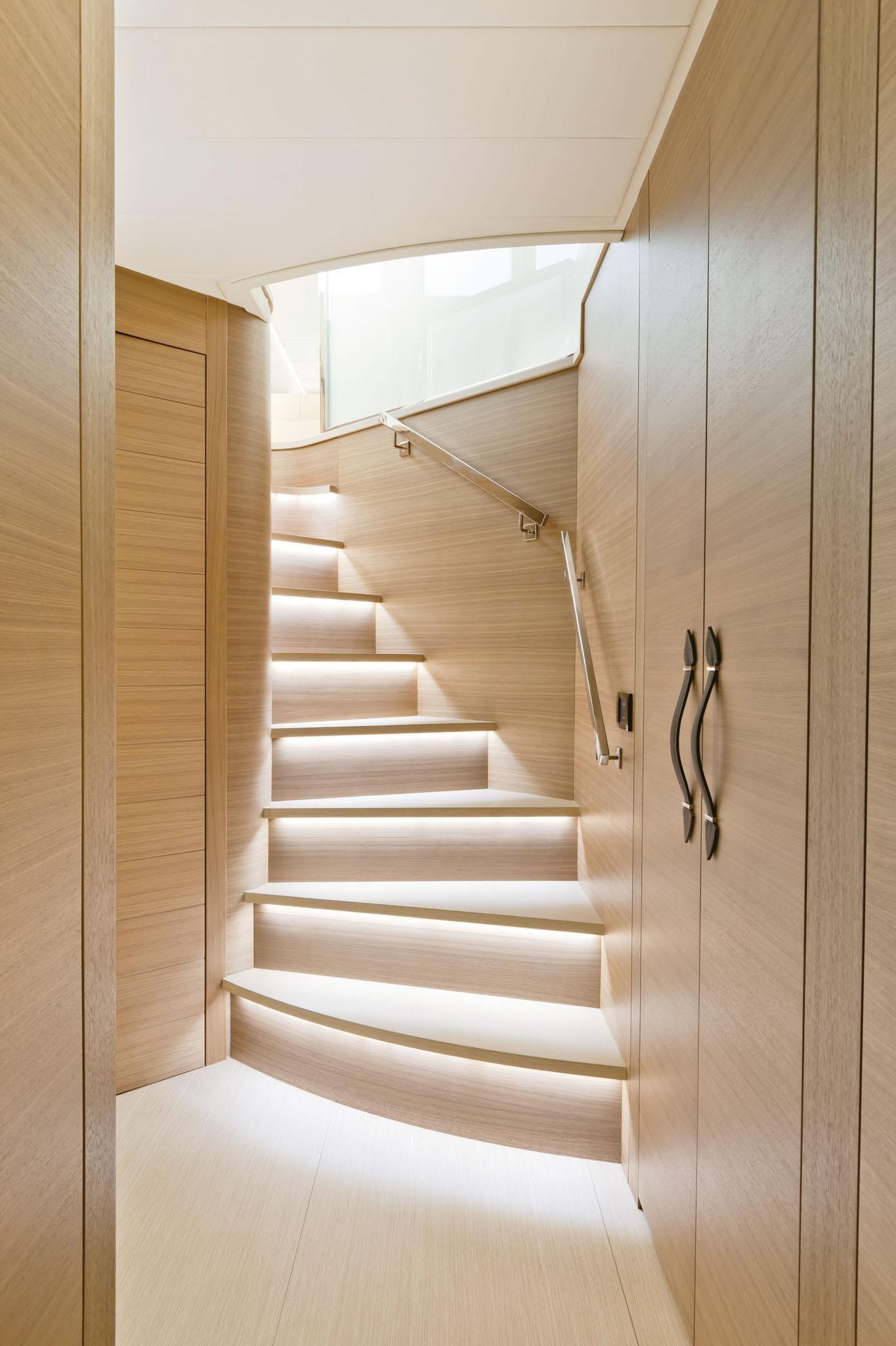 Internal Affairs Interior Designers: Internal View Pershing Yacht - Pershing 92'