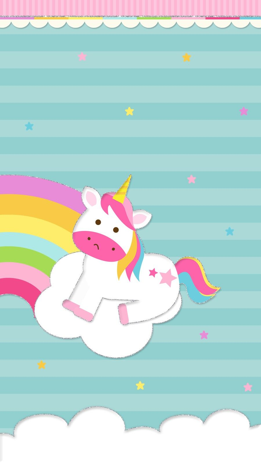 Unicorn Cute Wallpaper Cute Girl Wallpaper Wallpaper Iphone
