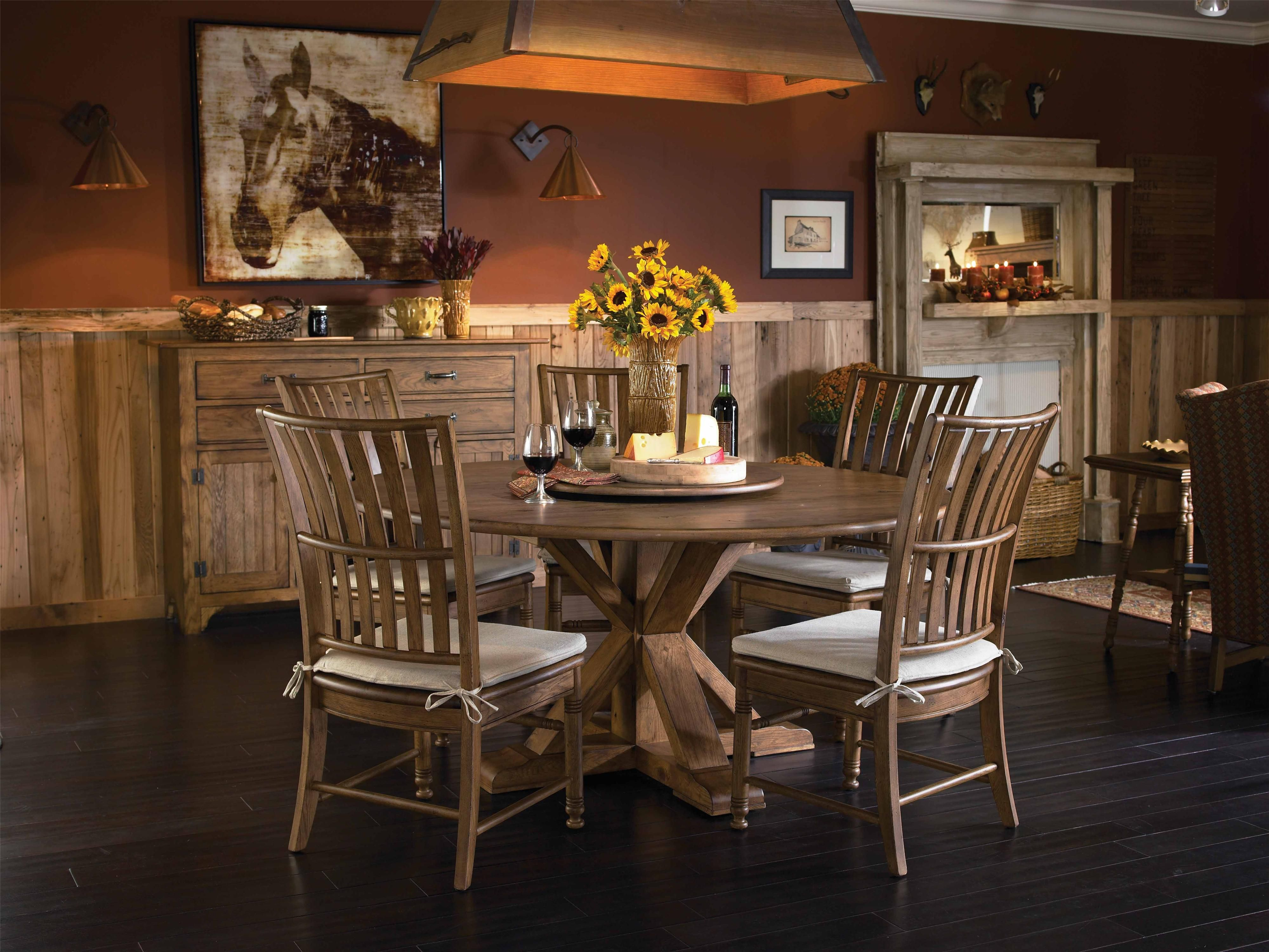 Homecoming Six Piece Kitchen Dining Set By Kincaid Furniture