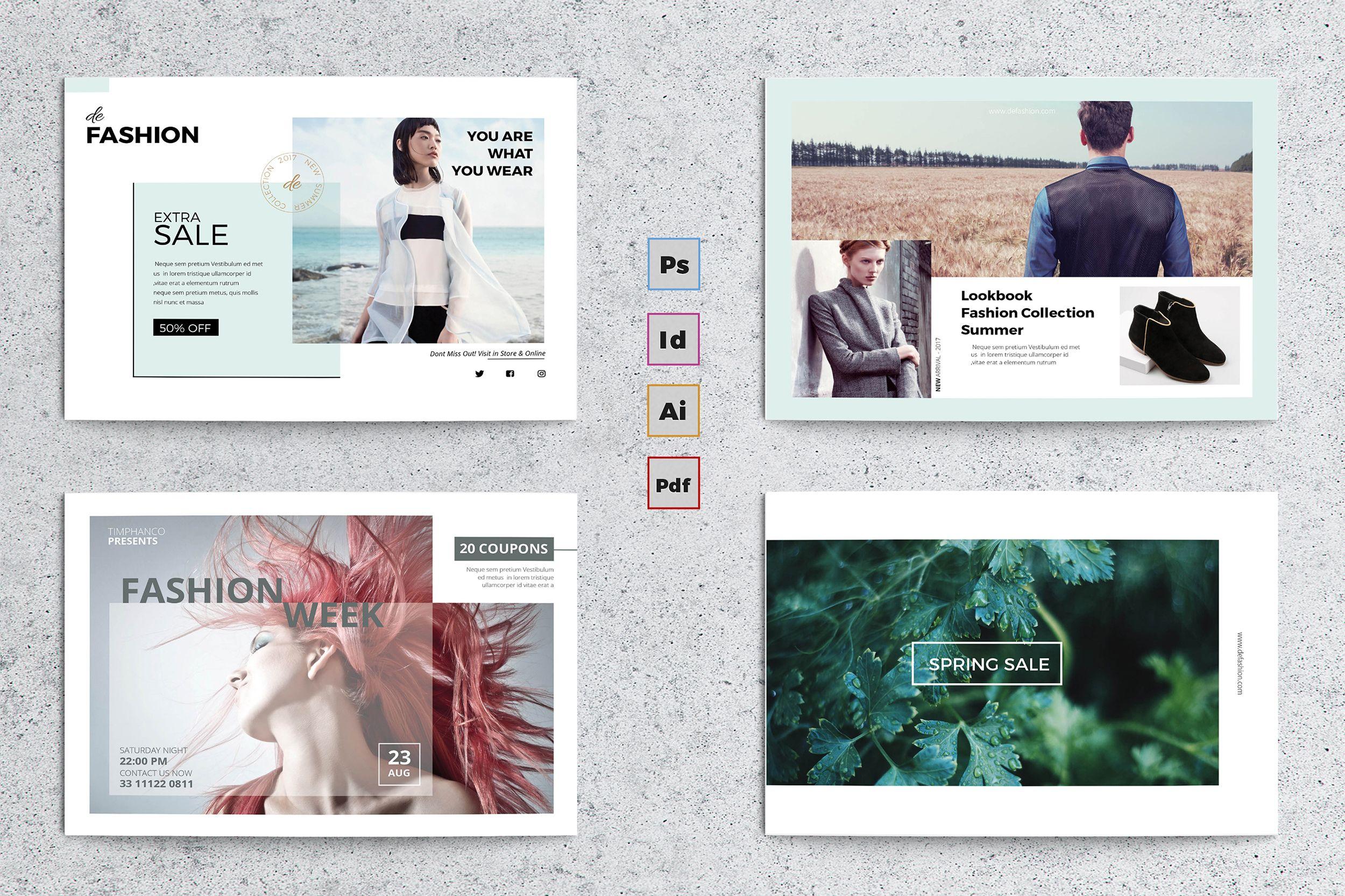 Postcard Fashion on Behance | Typo | Pinterest