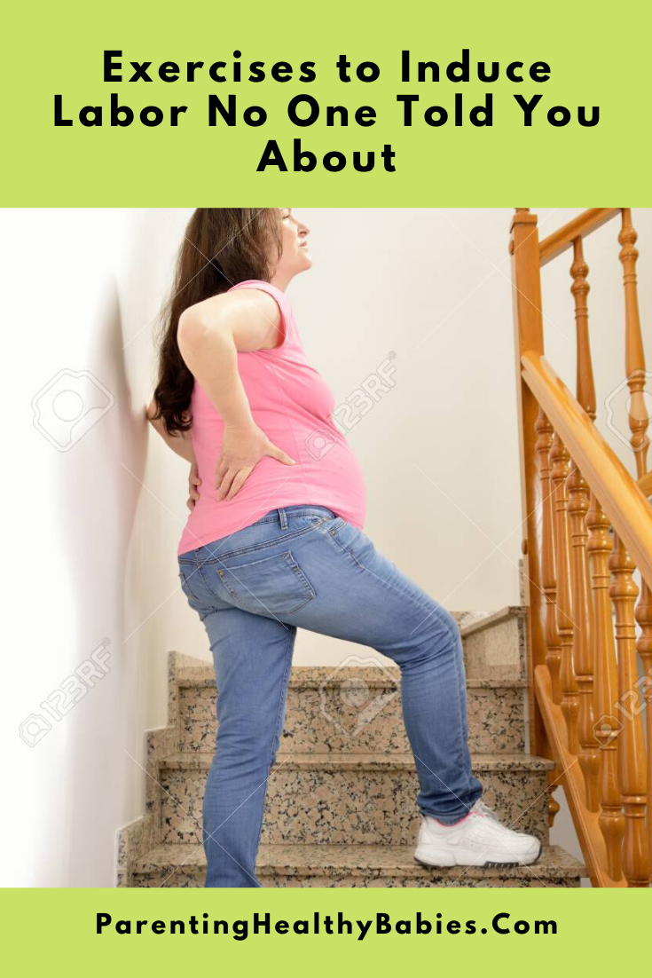 Butterfly Pose To Induce Labor