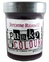 Jerome Russell Punky Colour Semi Permanent Hair Dye - Rose Red