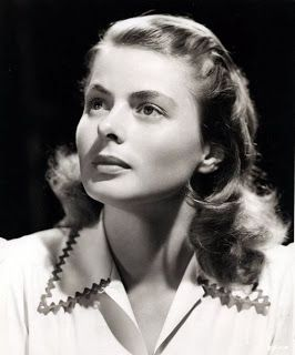 We match our jewelry with Ingrid Bergman's Jewelry! How did we do?