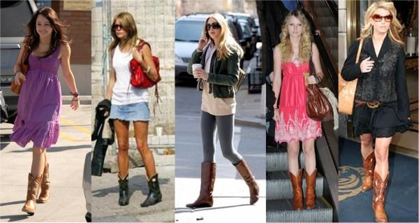 What To Wear With Cowboy Boots - Cr Boot