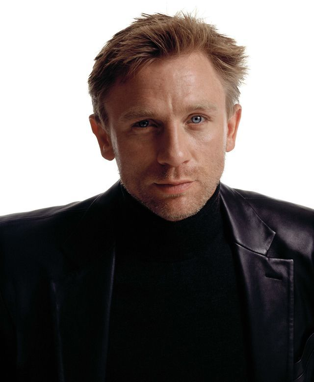 daniel craig   Tumblr In this picture, he reminds me of Ralph Fiennes who is also a great looking guy.  They were both in the last movie I saw....Skyfall.  I was in dream land.