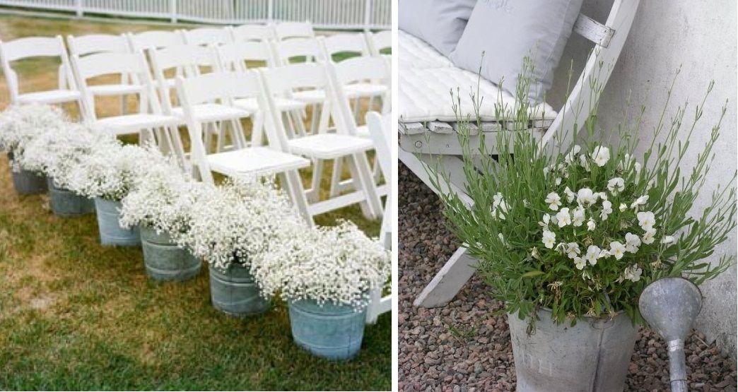 15 unique alternative ways to display your wedding flowers 15 unique alternative ways to display your wedding flowers mightylinksfo Gallery
