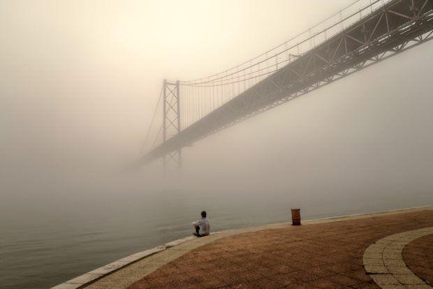 A foto vencedora em City Secret: Lisboa