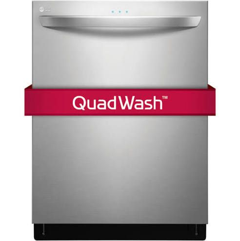 Stainless Steel Lg Dishwasher Top Control Dishwasher Lg