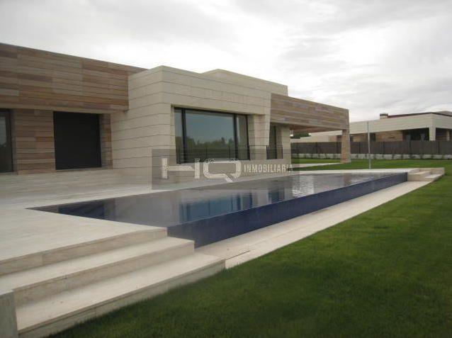 Chalets pisos y casas de lujo en venta en madrid - Chalets de lujo madrid ...