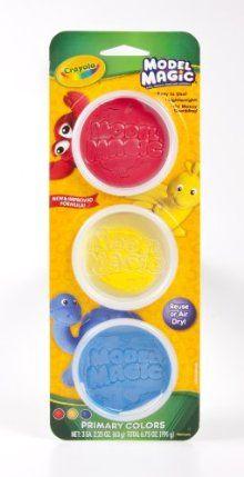 Crayola Model Magic Glossy Glaze 2// Pack