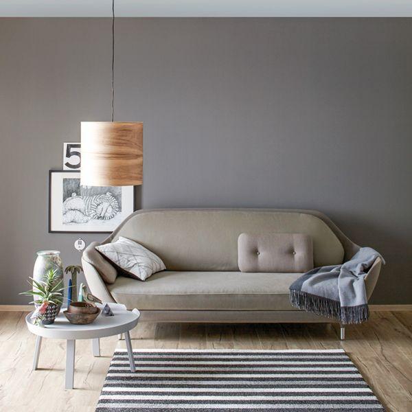 Elegante Wandfarbe Matter Anstrich Schoner Wohnen Wandfarbe Schoner Wohnen Farbe Wohnen