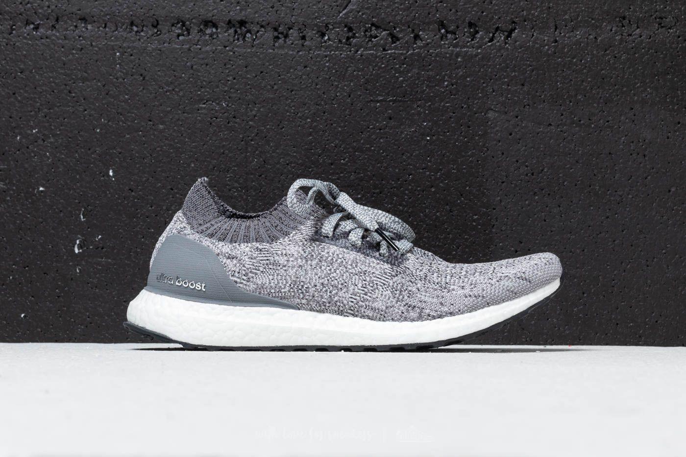 379753fa50981 adidas UltraBoost Uncaged Grey Two  Grey Two  Grey Four