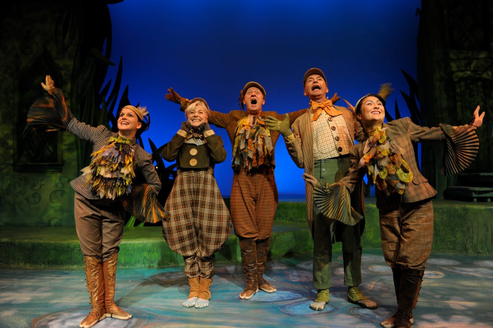 A Circle Of Life A Year With Frog And Toad Musical Review