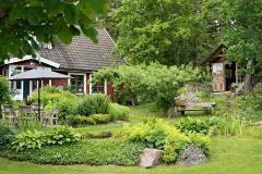 Kleine Gärten gestalten Gartenplanung auf wenig Raum